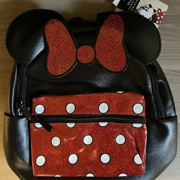 BRAND NEW DISNEY MINNIE MOUSE BACKPACK
